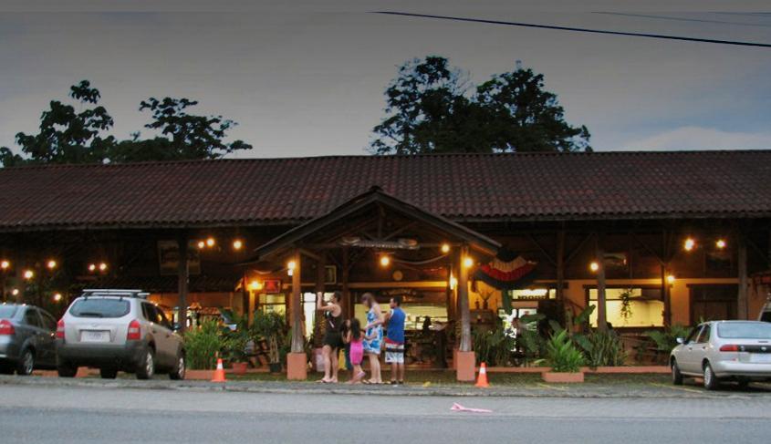 restaurant in la fortuna costa rica - Restaurante en La Fortuna Costa Rica