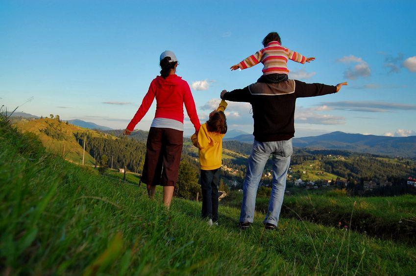 Costa Rica: un destino para vacacionar en familia