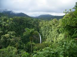 Catarata Río Fortuna - La Fortuna San Carlos Costa Rica