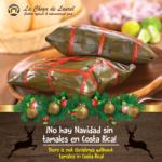 Gastronomía de Costa Rica en Navidad