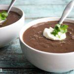 La sopa negra de Costa Rica, una exquisita tradición