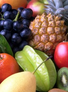 Exotic Costa Rican Fruits