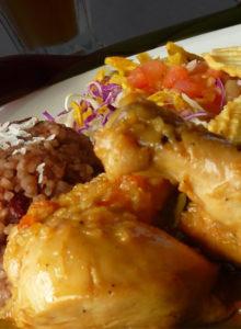 The Caribbean flavor comes to La Choza de Laurel!