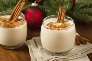 Receta para preparar rompope - La Choza de Laurel - Recipe for eggnog preparation