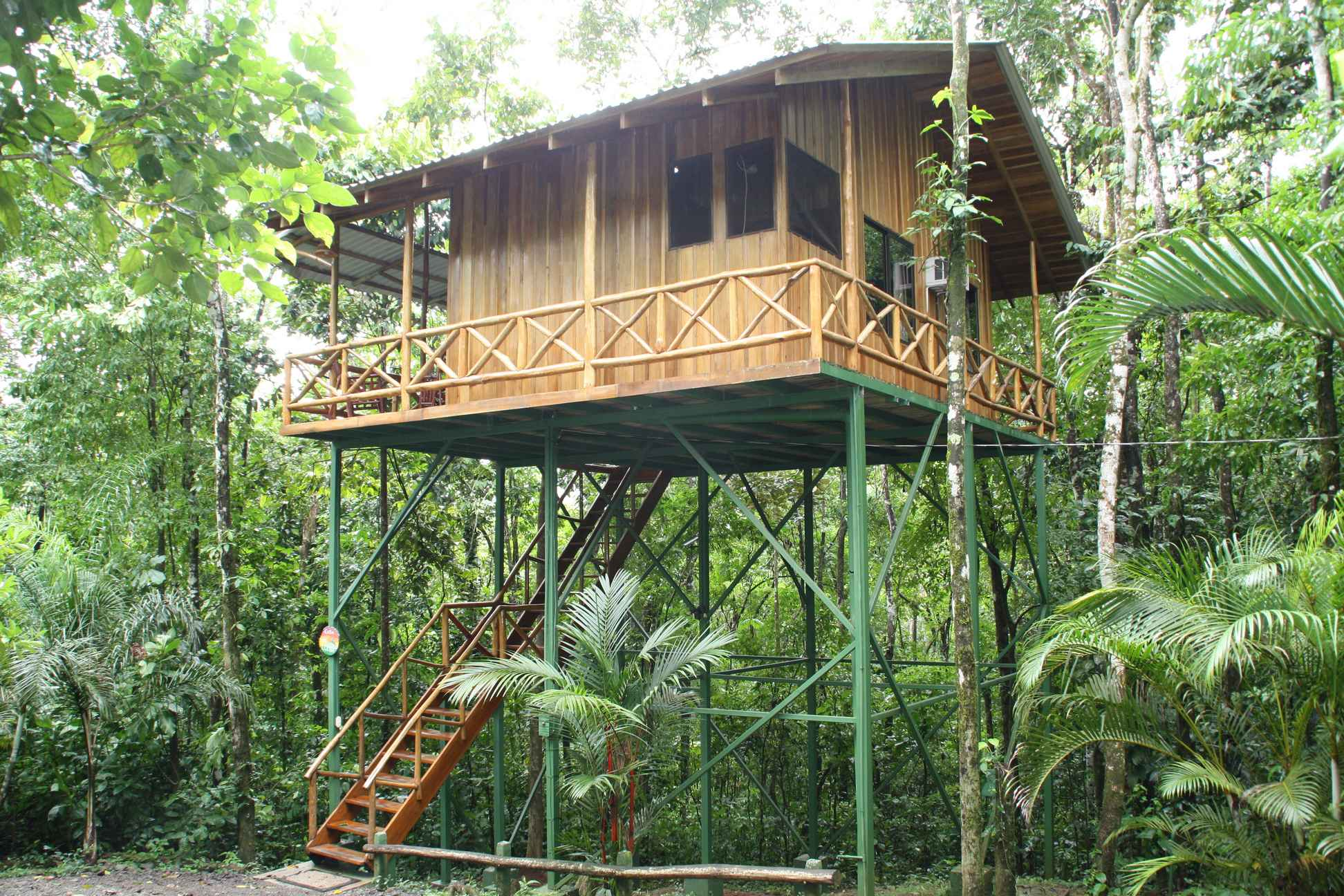 Tree Houses La Fortuna Costa rica