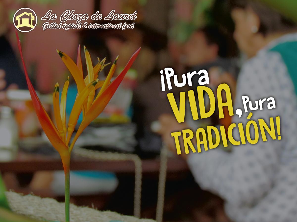 7 characteristics of a traditional restaurant in La Fortuna